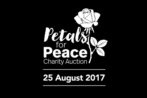 Petals-For-Peace web event