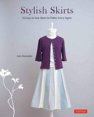 Book Cover, Stylish Skirts by Sato Watanabe.